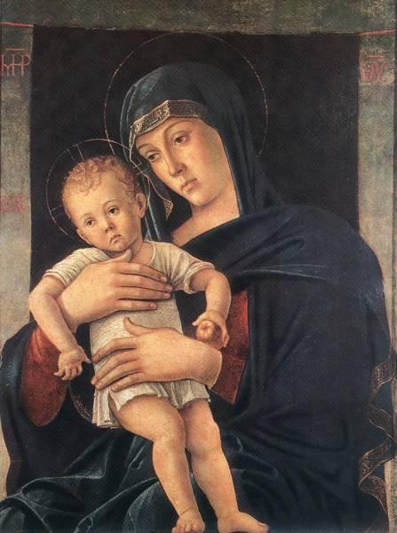 Greek Madonna EUR